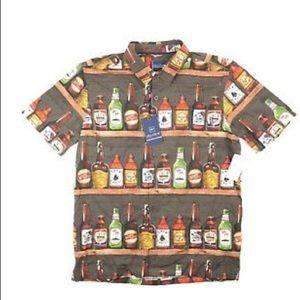 Very cool Jack O'Neill shirt!